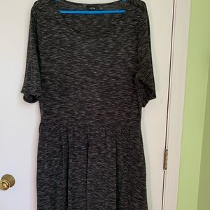 Apt. 9 Heathered Dress